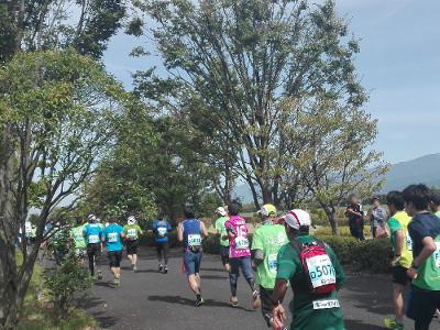 松本マラソンボランティア活動2